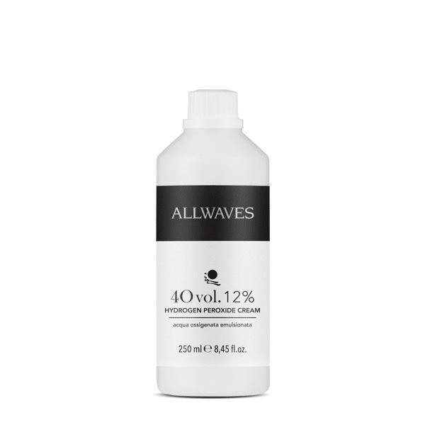 Waves Allwaves Acqua ossigenata emulsionata 40 vol. 12% 250 ml