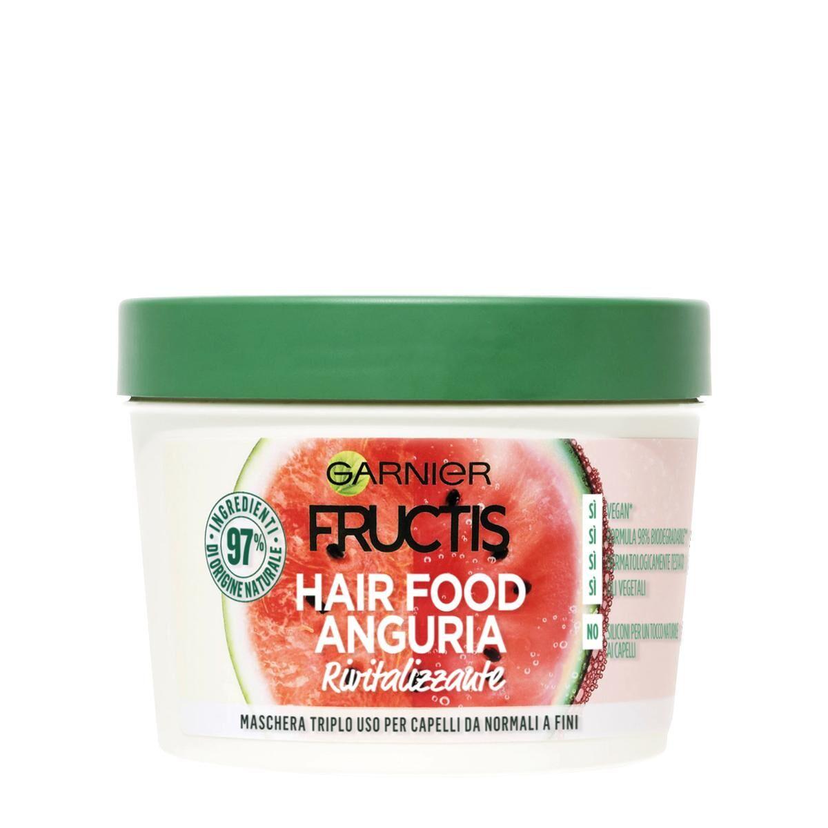GARNIER Fructis Hair Food Anguria 390ml