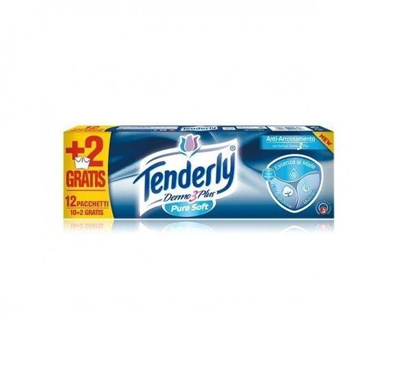 TENDERLY Fazzoletti 10+2 Pezzi Miele
