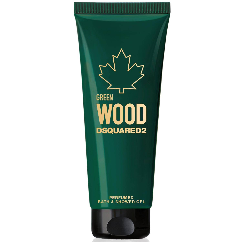 Dsquared 2 Green Wood shower gel 250ml