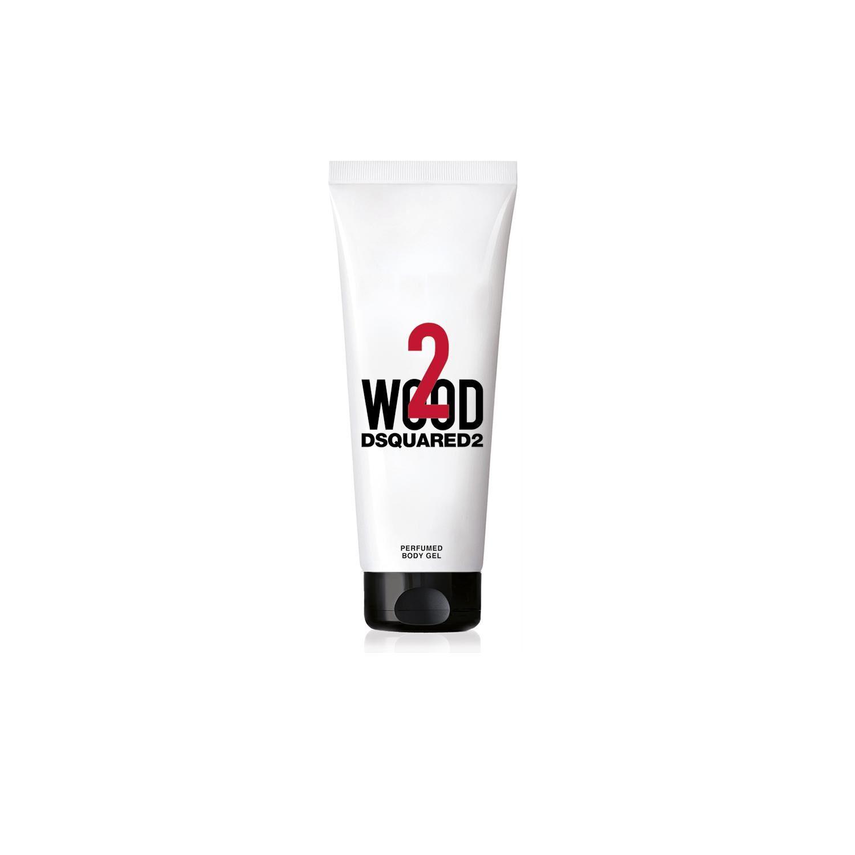 Dsquared 2 2Wood perfumed body gel 200 ml