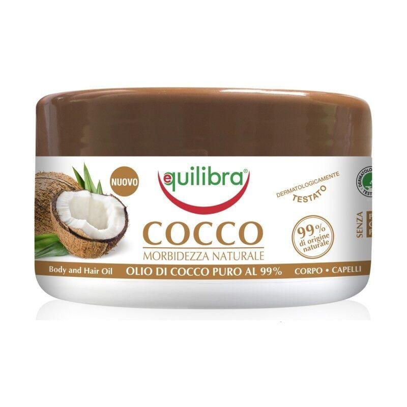 Equilibra Olio di Cocco 250 ml