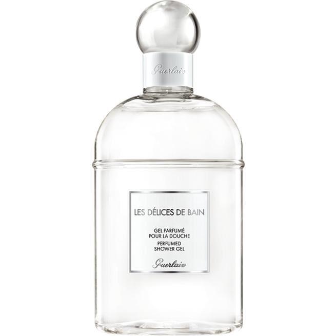 GUERLAIN Les Délices De Bain doccia gel Unisex Corpo Agrume, Muschio, Vaniglia 200 ml