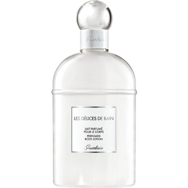 GUERLAIN Les Délices De Bain lozione per il corpo 200 ml Unisex Idratante, Rivitalizzante