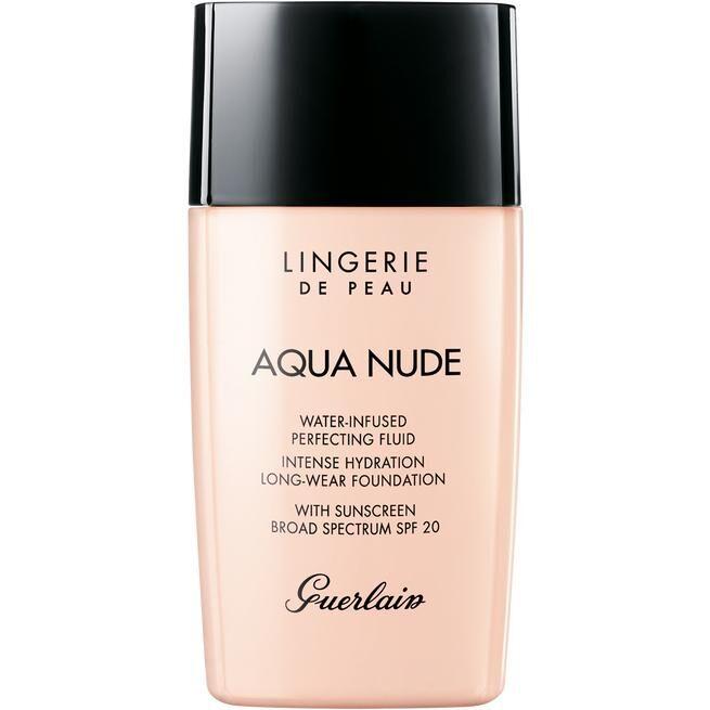 GUERLAIN Lingerie de Peau Aqua Nude 30 ml Bottiglia 05W Deep Warm