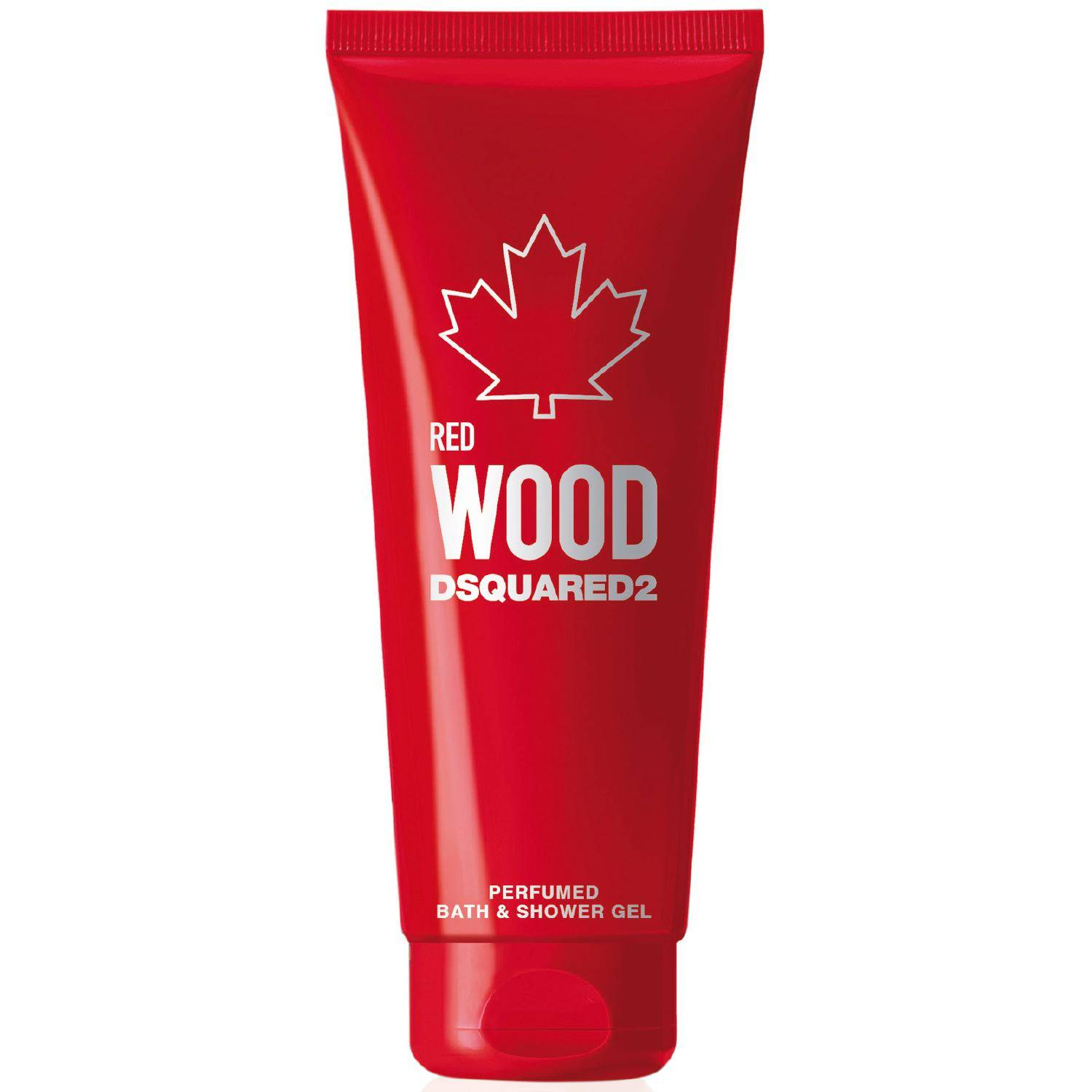Dsquared 2 Red Wood shower gel 250ml