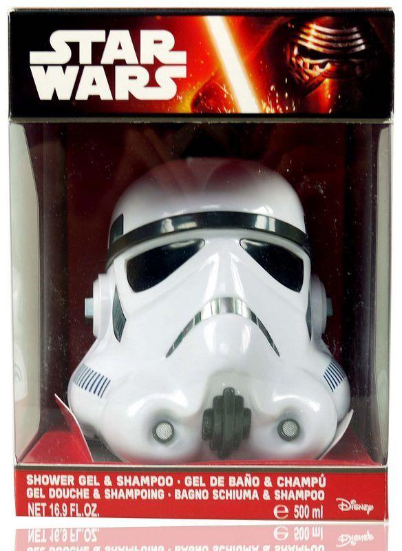 varie star wars figura shower gel 500ml