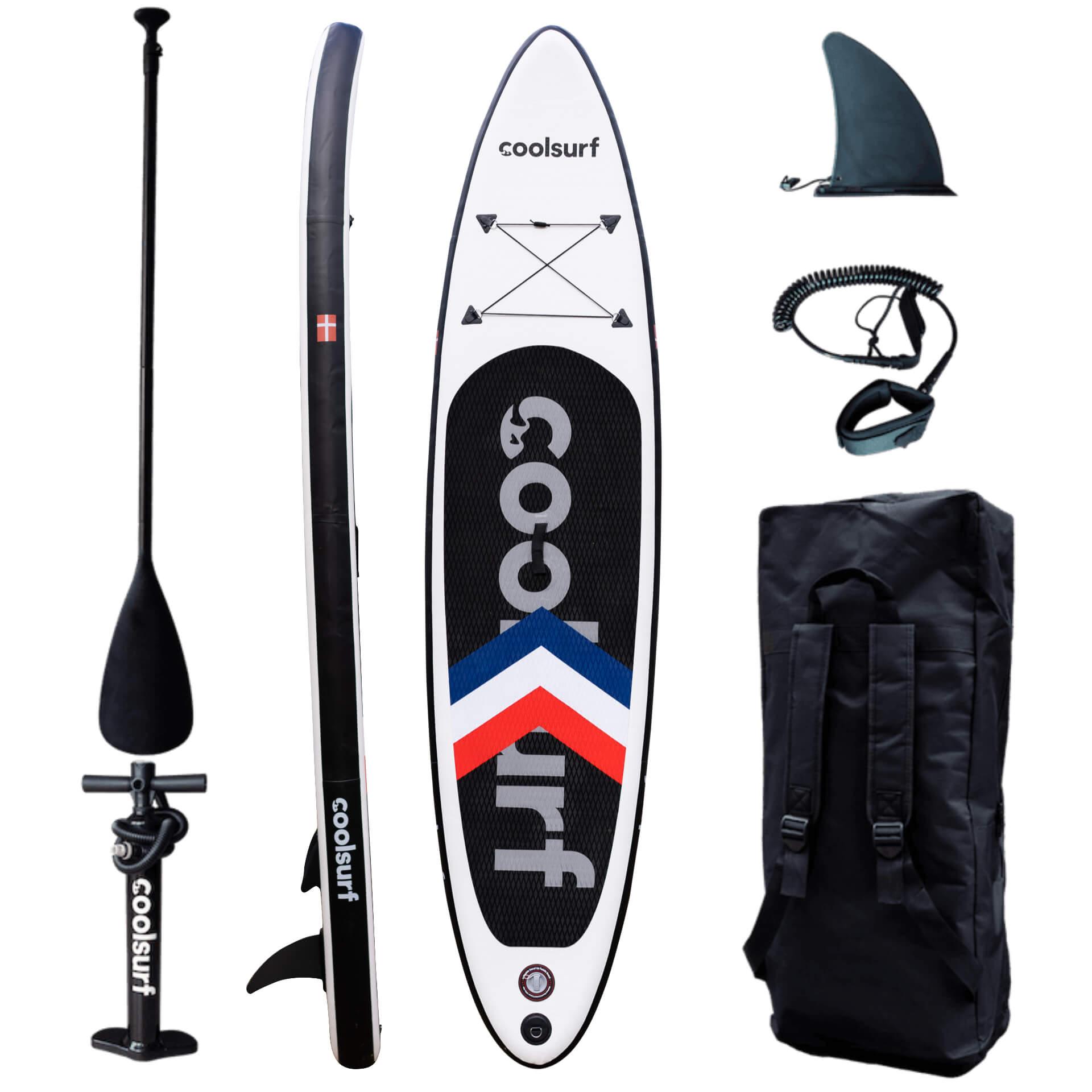 CoolSurf LYON Kite Paddleboard - SUP Gonfiabile 3,35M
