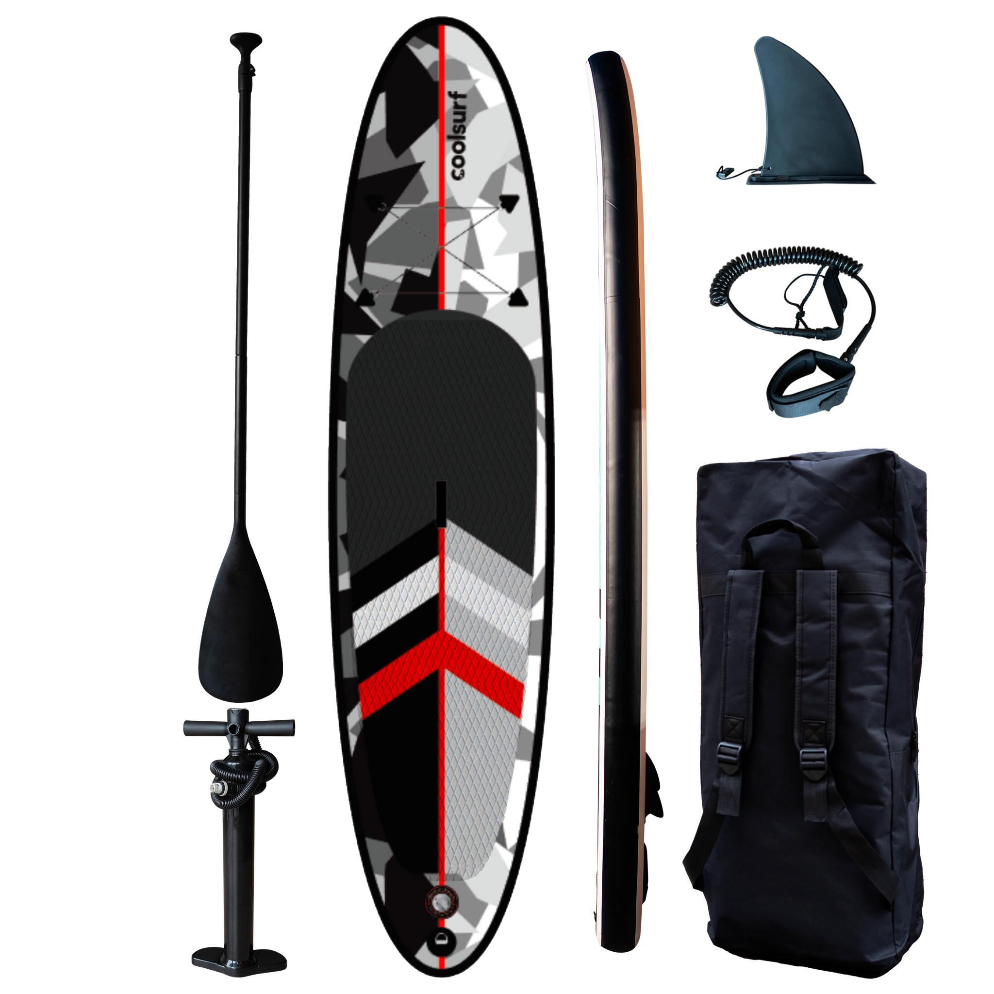 CoolSurf PHOENIX Kite Paddleboard - SUP Gonfiabile 10'4