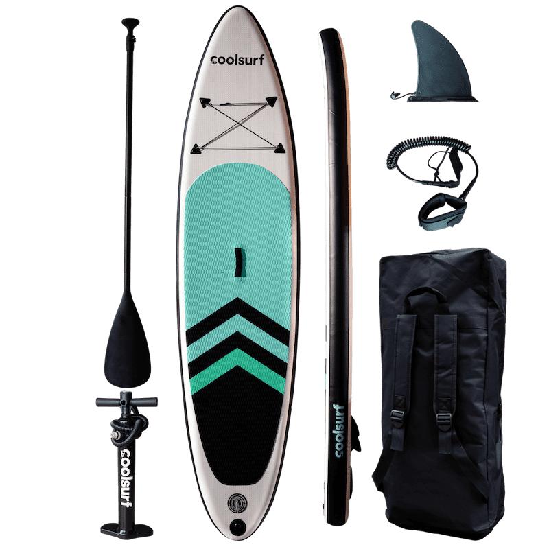 CoolSurf SAIL Kite Paddleboard - SUP Gonfiabile 10'4