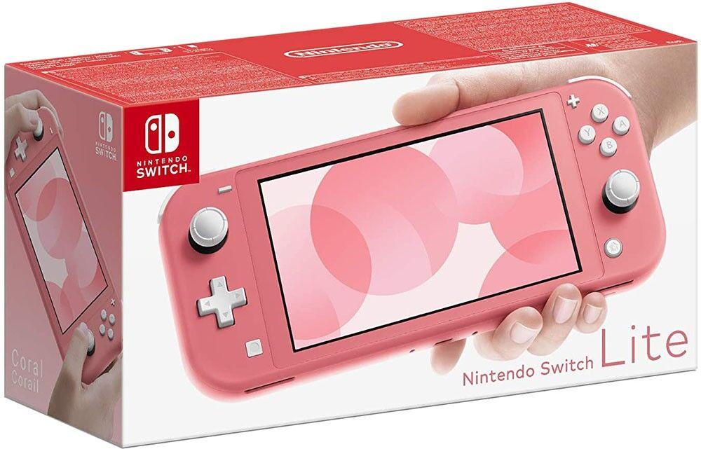 """Nintendo SWITCH LITE CORALLO [10004131]"""""""