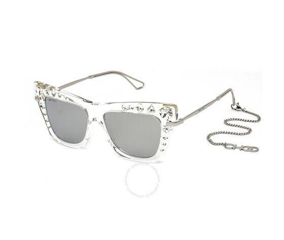 jimmy choo occhiale da sole donna  special edition modello bee/s hktt4