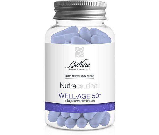 BIONIKE Nutraceutical Well-Age 50+  60 Capsule