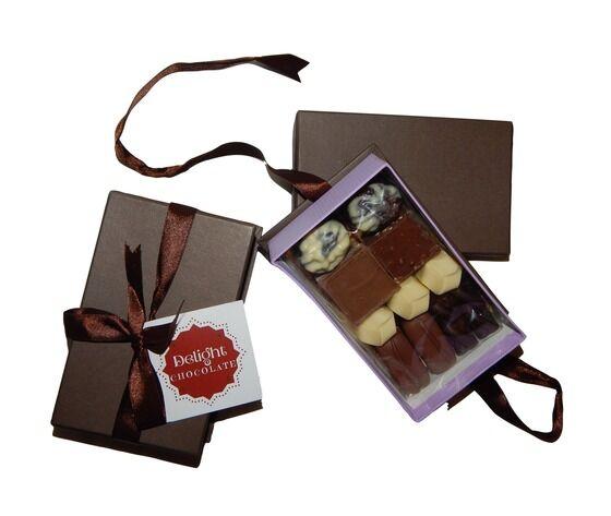 Delight Chocolate Scatolino Di Cioccolatini