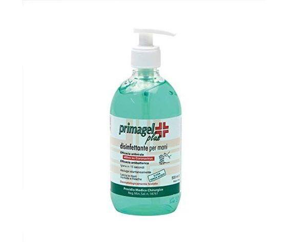 allegrini gel disinfettante per le mani senza risciacquo- flacone da 500 ml