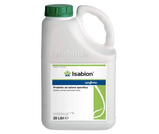 syngenta isabion lt.5 fertilizzante biostimolante