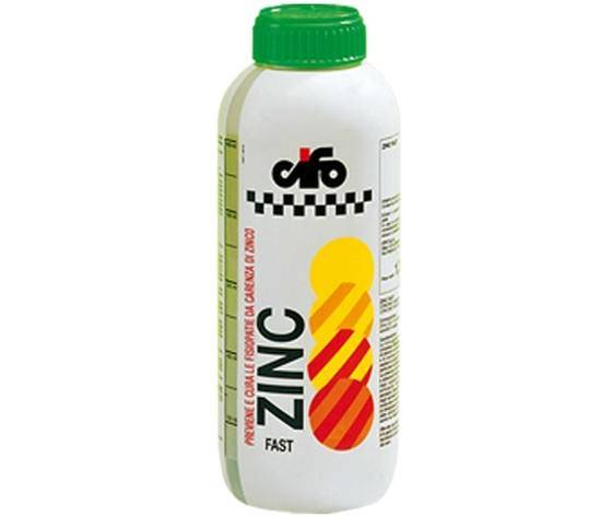 cifo concime fogliare  zinc fast a base di zinco