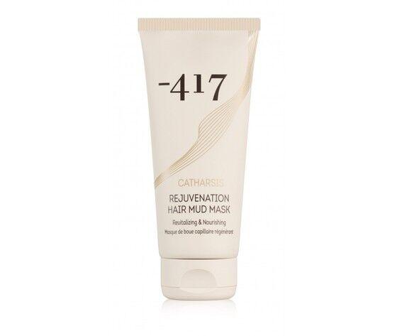 minus 417 catharsis rejuvenation hair mud mask