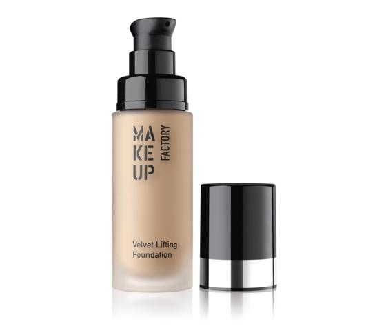 makeup factory - velvet lifting foundation