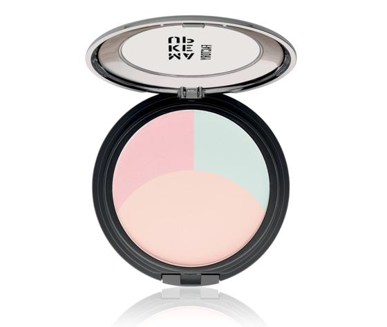 makeup factory - ultrabalance color correcting powder