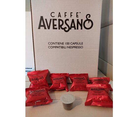 "Nespresso Capsule Red Compatibili ""Nespresso"" 100 Pz."