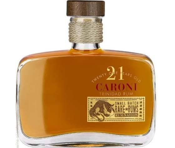 Rum Nation Rare Rum Caroni 22 Small Batch - 500 Ml