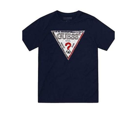 Guess T-Shirt Triangolo Logo