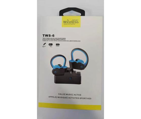 Cuffie Wireless Sport