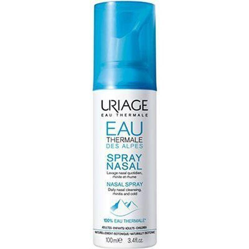 Uriage Eau Thermale Des Alpes Spray Nasal 100ml