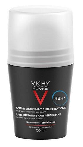 Vichy Homme Deodorante Roll-On Ps 50 Ml