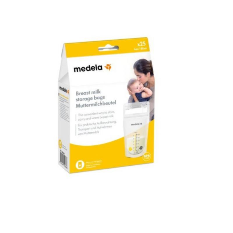medela Storage Bags Sacca Latte Ma25p