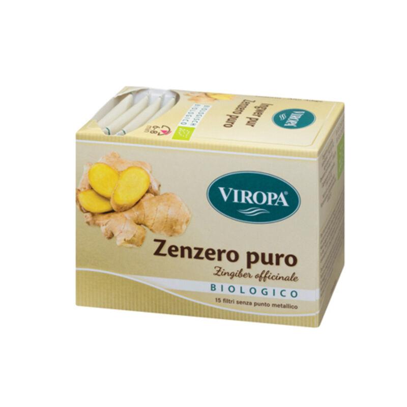 viropa zenzero puro bio 15bust