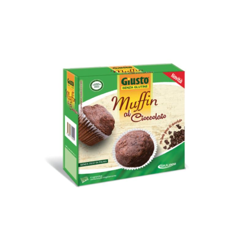 Giusto S/g Muffin Cioccolato