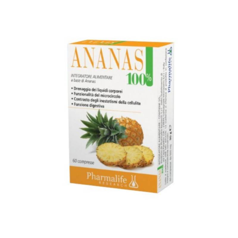 Ananas 100% 60cpr
