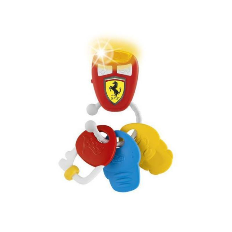 Chicco Ch Chiavi Elettr Ferrari