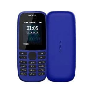 """Nokia 105 4,5 Cm (1.77"""") 73,02 G Blu Telefono Cellulare Basico"""