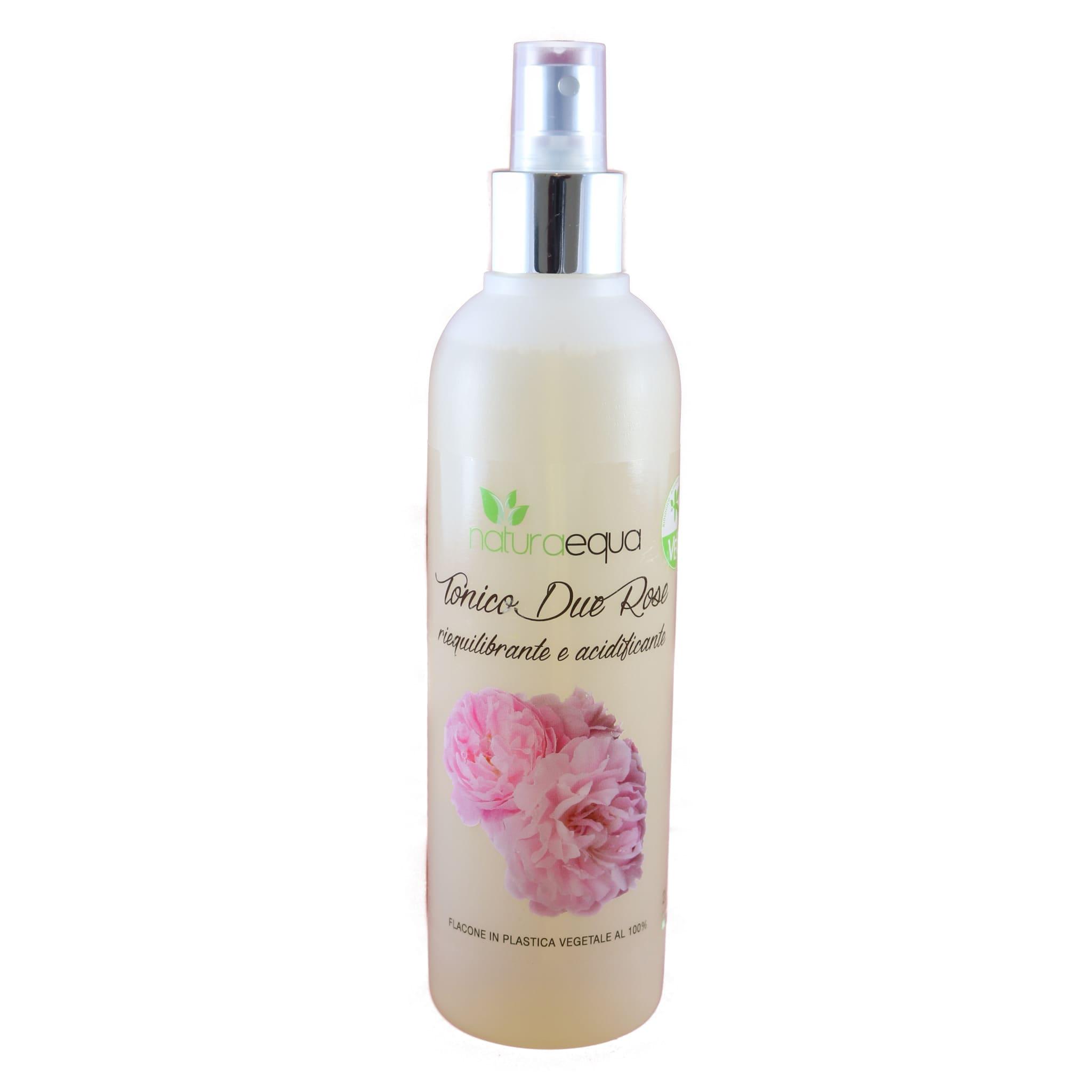 BIO + Naturaequa Tonico Due Rose Bio (250 ml)