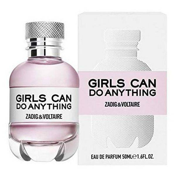 profumo donna girls can do anything zadig & voltaire (edt) 50 ml