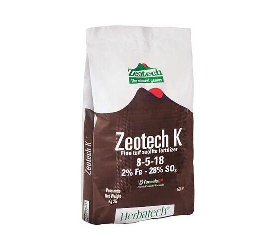herbatech zeotech k - concime antistress estivo-invernale alto in potassio e ferro