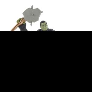 Avengers 6in Dlx Movie Quantum Hammerhead