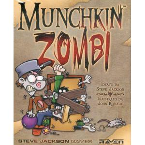Munchkin Zombi. Gioco da tavolo