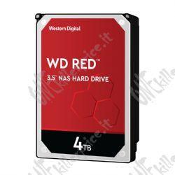 western digital wd40efax red nas hdd [4tb, 3.5 inch, sata3, 256mb, 5400 rpm, 150 mib/s, 4.5w, smr]
