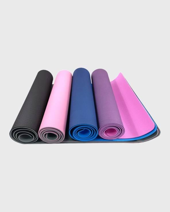 mobili rebecca tappetino da yoga antiscivolo da casa e da esterno