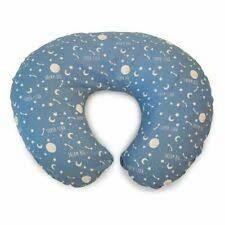 chicco boppy ciambella cuscino allattamento per neonati 0m forma ergonomica cuscino e nido neonato per allattamento al seno e col biberon