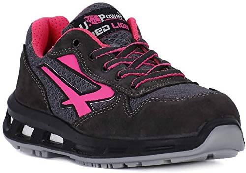 u-power scarpa da lavoro donna s1p src. verok u-power red lion antinfortunistica