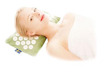 mysa cuscino e tappeto per le tensioni muscolari mysa cuscino cervicale termico