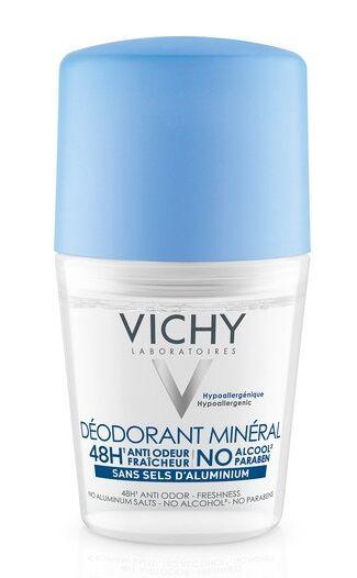vichy deodorante mineral roll-on50ml