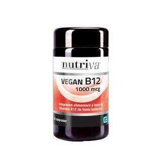 Nutriva Vegan B12 60cpr 1000mc