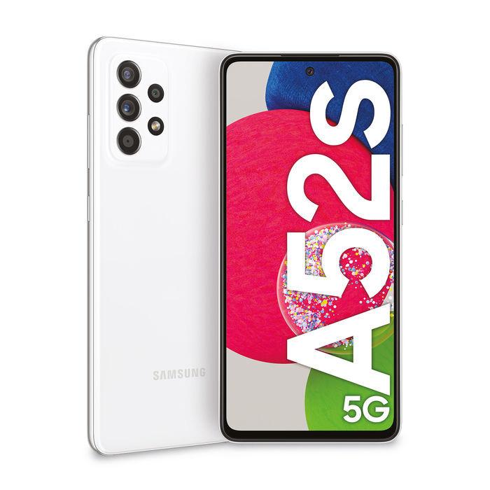 samsung galaxy a52s 5g 128gb white dual brand