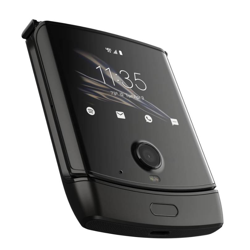 Motorola Razr 128GB Black BRAND
